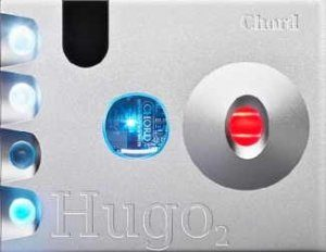 Chords DAC preamp The Hugo 2