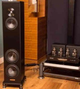Magico's newest A3 loudspeaker