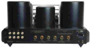 Mastersound evolution 845 tube amplifier