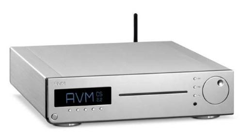 AVM audio integrated reciever