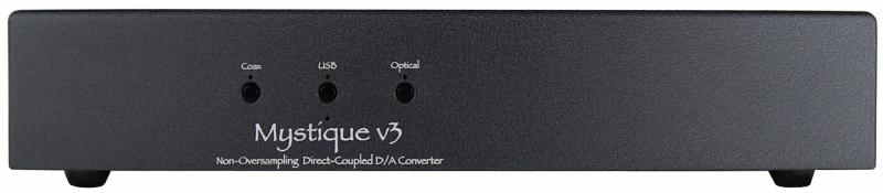 Mojo Audio upgraded Mystique V3 DAC