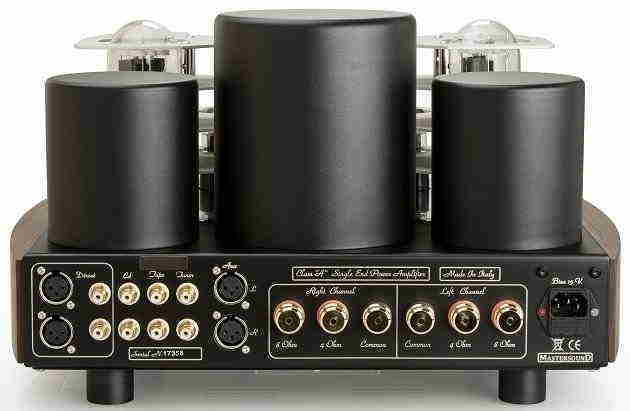 Mastersound 845 integrated amplifier
