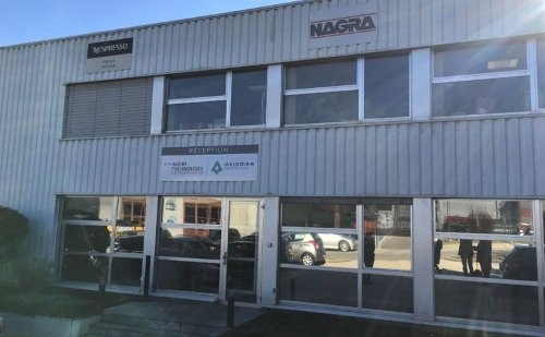 Nagra Audio Factory Switzerland