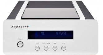 Exposure Compact X Series CD Player