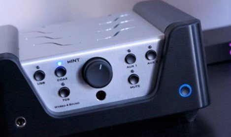 Wyred4Sound mINT integrated amplifier