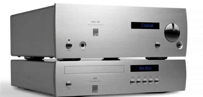 ATC acoustics CD and AMP/DAC
