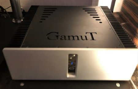 GamuT power amplifiers