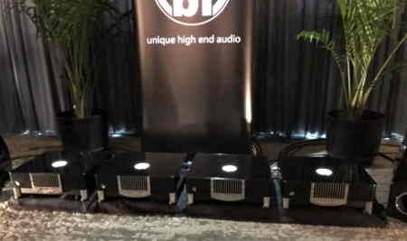 MBL high end audio AXPONA 2019