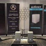 YG Acoustics at Axpona 2019