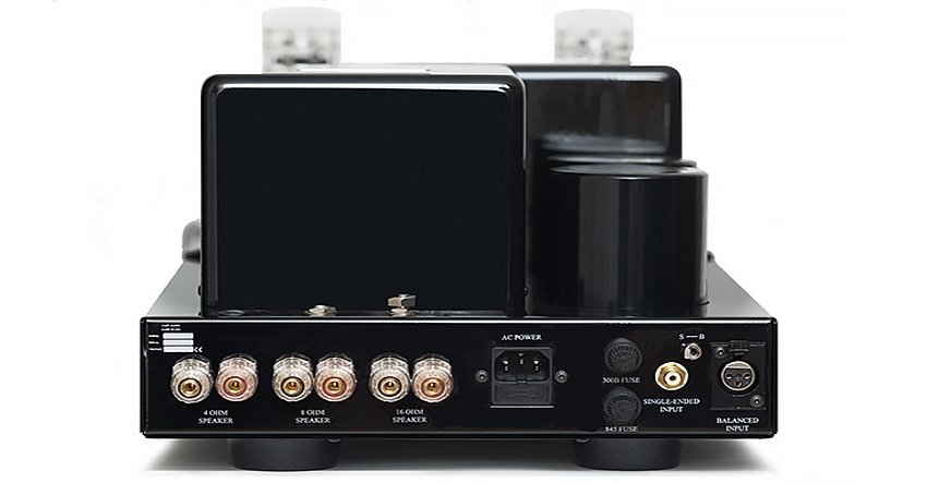 Cary Audio CAD-211FE monoblock amplifier rear