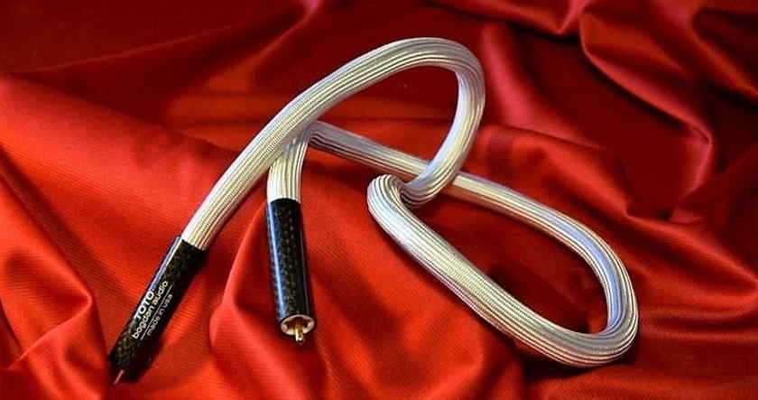 Bogdan Audio Toto Tungsten Interconnect Cables