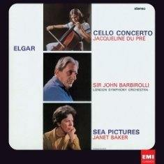 elgar cello concerto sea pictures Janet Baker Barbirolli