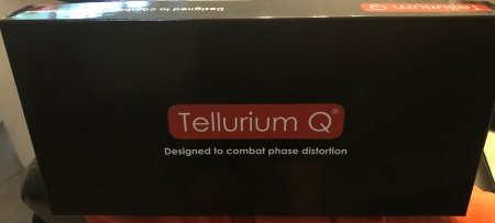 Tellurium Black II box