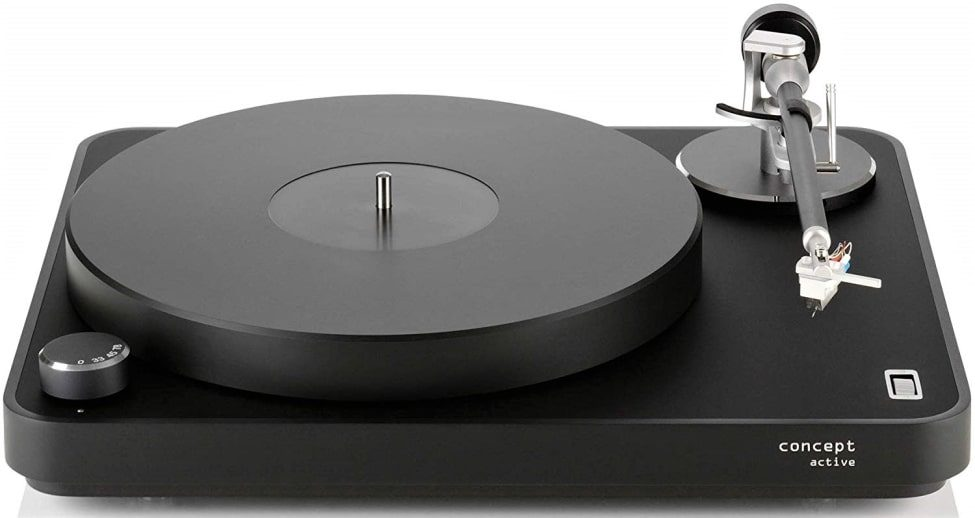 Clearaudio Concept Turntable Active Edition