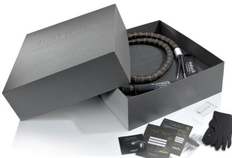 Inakustik AC-3500P power station and LS-4004 speaker cables