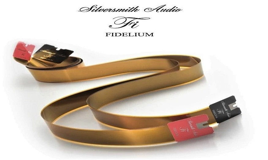 Silversmith Audio's Revolutionary Speaker Cable