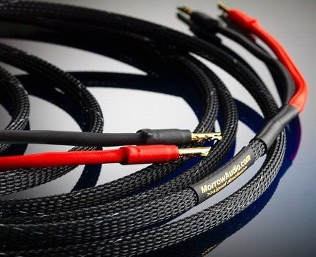 morrow audio SP7 speaker cable
