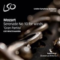 Mozart Wind Serenades High Resolution music file