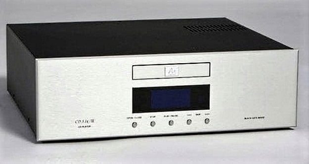 Audio Note CD3.1X-2 CD player silver