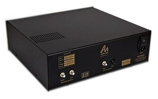 Audio Note CD 3.1x/II CD player