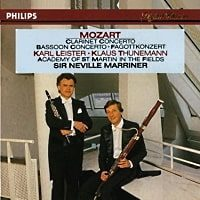 Mozart Bassoon Concertos Innuos Zen MK.3 music server