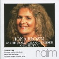 Iona Brown Symphonies Naim Records