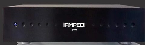 AMP 2400 by Amped America!